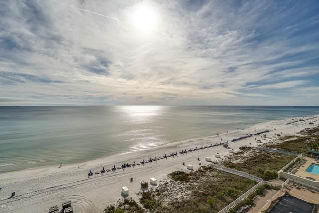 10517 Front Beach Road 907E, Panama City Beach, FL 32407 (MLS #694953) :: Team Jadofsky of Keller Williams Success Realty