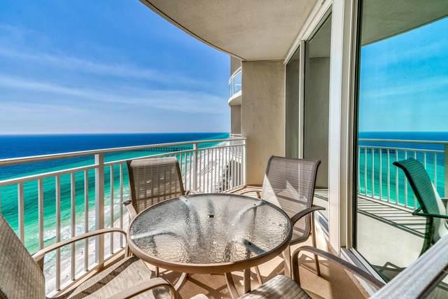 15625 Front Beach Road #2105, Panama City Beach, FL 32413 (MLS #695128) :: ResortQuest Real Estate