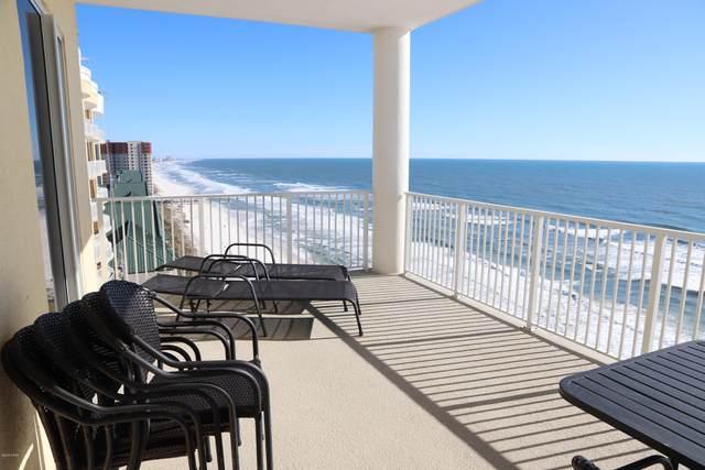 10611 Front Beach Road #2001, Panama City Beach, FL 32407 (MLS #695147) :: Team Jadofsky of Keller Williams Success Realty