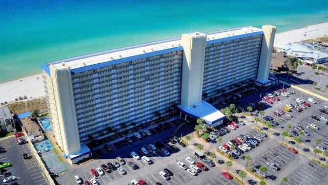 8743 Thomas Drive #817, Panama City Beach, FL 32408 (MLS #695152) :: Counts Real Estate Group