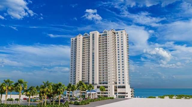 6161 Thomas Dr #1012, Panama City Beach, FL 32408 (MLS #695198) :: Counts Real Estate Group