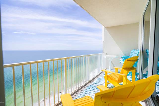 16819 Front Beach Road #1702, Panama City Beach, FL 32413 (MLS #695374) :: Team Jadofsky of Keller Williams Success Realty