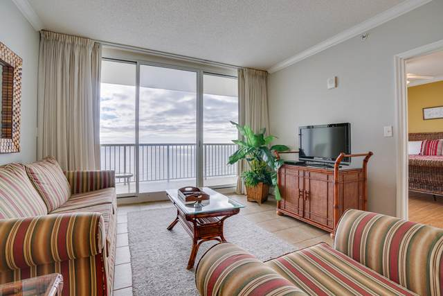 10901 Front Beach Road #1904, Panama City Beach, FL 32407 (MLS #695531) :: Counts Real Estate Group