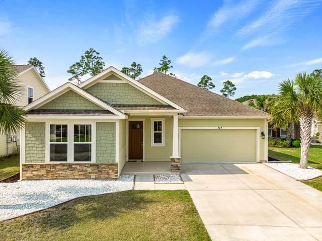 117 Cedar Hammock Lane, Panama City Beach, FL 32407 (MLS #695909) :: EXIT Sands Realty