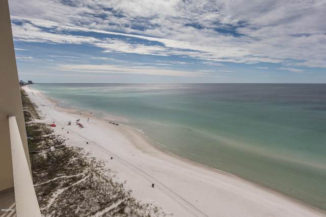 8601 Surf Drive 11W, Panama City Beach, FL 32408 (MLS #695963) :: Scenic Sotheby's International Realty