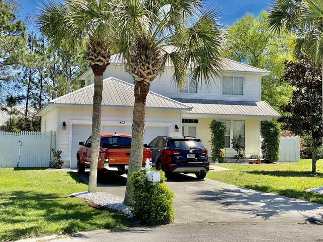 802 Lyndell Way, Panama City Beach, FL 32407 (MLS #696082) :: EXIT Sands Realty