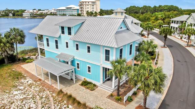 411 Lakefront Drive, Panama City Beach, FL 32413 (MLS #696160) :: Counts Real Estate on 30A
