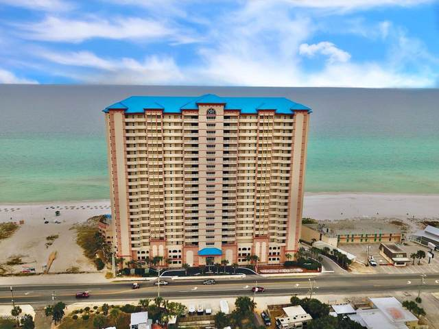 14825 Front Beach Road #604, Panama City Beach, FL 32413 (MLS #696206) :: Keller Williams Realty Emerald Coast