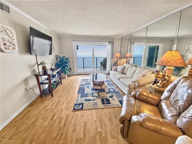 5801 Thomas Drive #1405, Panama City Beach, FL 32408 (MLS #696328) :: Scenic Sotheby's International Realty