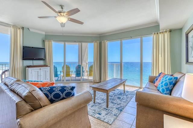 16819 Front Beach Road #1417, Panama City Beach, FL 32413 (MLS #696350) :: Counts Real Estate Group