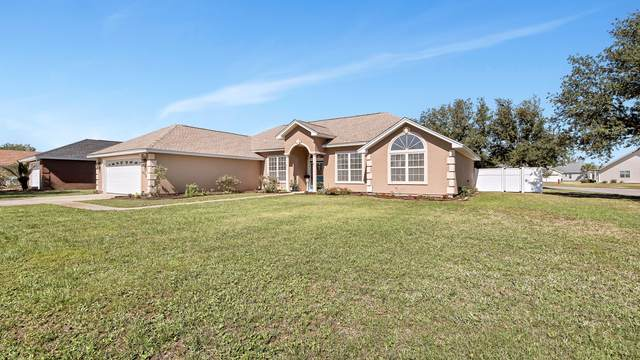3518 Rosewood Circle, Lynn Haven, FL 32444 (MLS #696574) :: Counts Real Estate Group