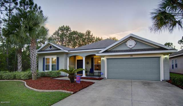 101 Amherst Way, Panama City Beach, FL 32413 (MLS #696630) :: Counts Real Estate Group, Inc.