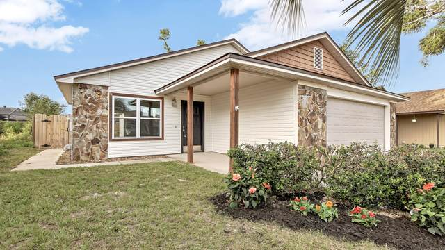 7623 Shadow Bay Drive, Panama City, FL 32404 (MLS #696848) :: Team Jadofsky of Keller Williams Success Realty
