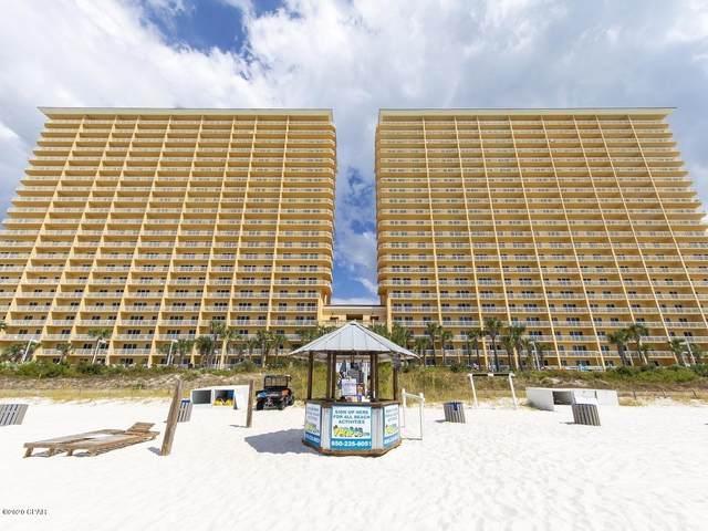 15817 Front Beach Road #2204, Panama City Beach, FL 32413 (MLS #696953) :: ResortQuest Real Estate