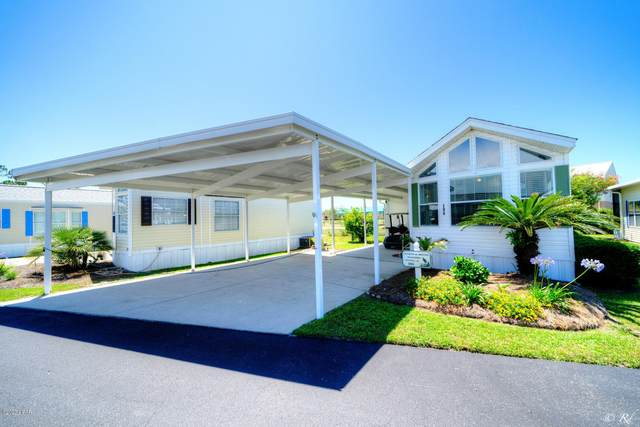 1219 Thomas Drive #186, Panama City Beach, FL 32408 (MLS #696991) :: Counts Real Estate Group