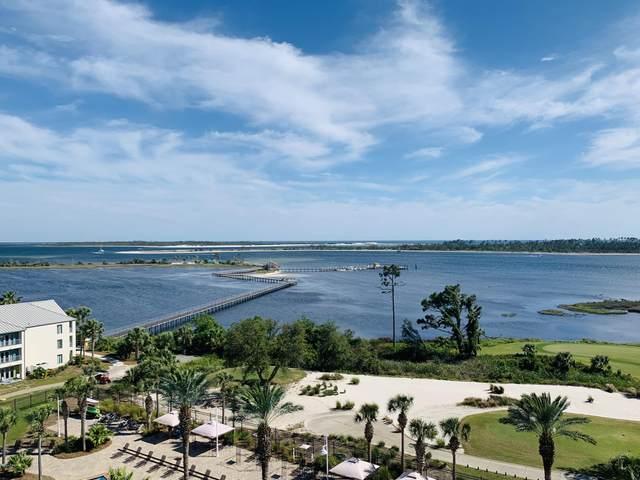 4100 Marriott Drive #706, Panama City Beach, FL 32408 (MLS #697201) :: Counts Real Estate Group