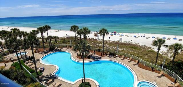 11807 Front Beach Road 1-502, Panama City Beach, FL 32407 (MLS #697332) :: Counts Real Estate Group