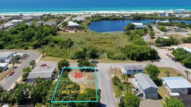 Lot 20 Broderick, Panama City Beach, FL 32413 (MLS #697553) :: Anchor Realty Florida