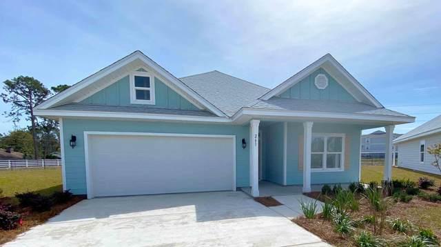 208 Villa Bay Drive Lot 65, Panama City Beach, FL 32407 (MLS #697760) :: Keller Williams Realty Emerald Coast