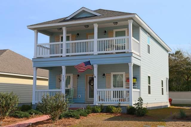 4803 Stellata Lane, Panama City Beach, FL 32408 (MLS #698098) :: ResortQuest Real Estate