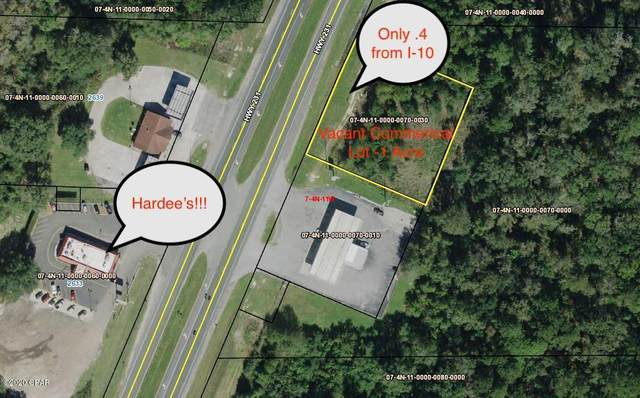 0000 231 Highway, Cottondale, FL 32431 (MLS #698111) :: Counts Real Estate Group