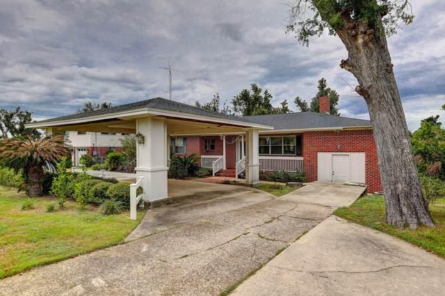 215 S Cove Terrace Drive, Panama City, FL 32401 (MLS #698133) :: Team Jadofsky of Keller Williams Realty Emerald Coast