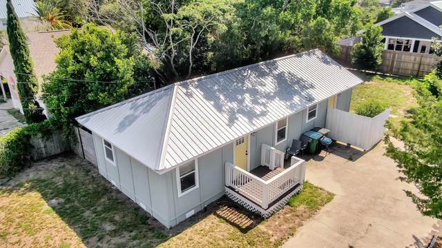 114 S Vestavia Street, Panama City Beach, FL 32413 (MLS #698385) :: Team Jadofsky of Keller Williams Realty Emerald Coast