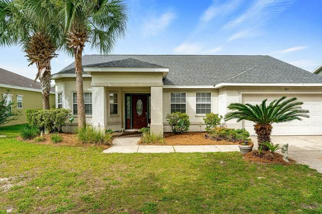 205 Covington Street, Panama City Beach, FL 32413 (MLS #698506) :: Anchor Realty Florida
