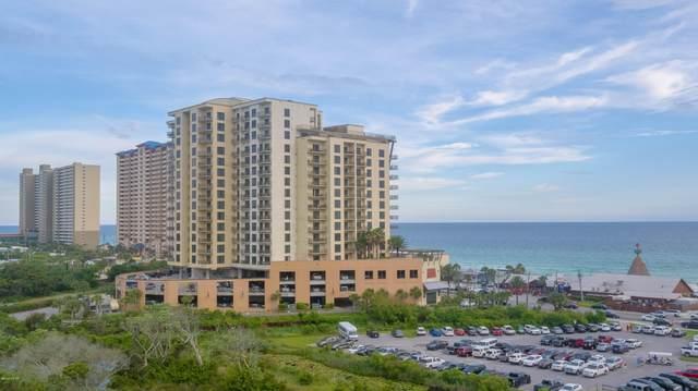 15100 Front Beach Road #1603, Panama City Beach, FL 32413 (MLS #698546) :: Team Jadofsky of Keller Williams Realty Emerald Coast