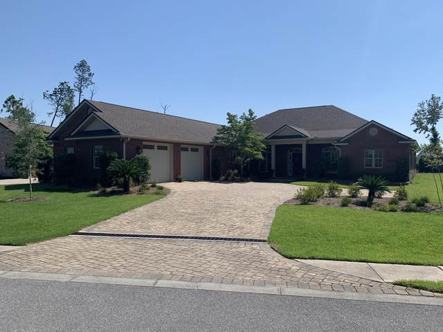 809 College Oaks Lane, Lynn Haven, FL 32444 (MLS #698581) :: Corcoran Reverie