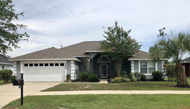 3509 Rosewood Circle, Lynn Haven, FL 32444 (MLS #698747) :: Counts Real Estate Group