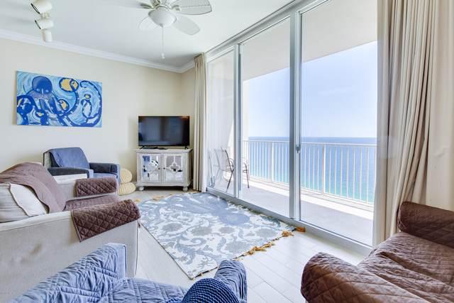 16819 Front Beach Road #2810, Panama City Beach, FL 32413 (MLS #698846) :: ResortQuest Real Estate