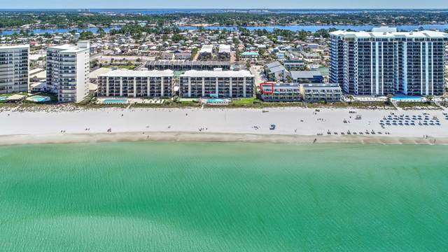 6205 Thomas Drive B11, Panama City Beach, FL 32408 (MLS #698896) :: Counts Real Estate Group