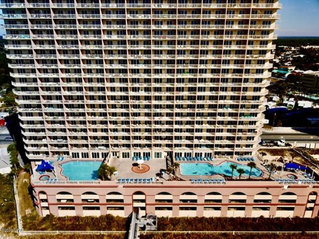 14825 Front Beach Road #1801, Panama City Beach, FL 32413 (MLS #698912) :: Vacasa Real Estate