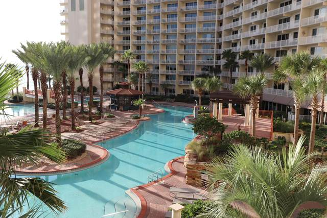 9900 S Thomas Drive #321, Panama City Beach, FL 32408 (MLS #698947) :: Counts Real Estate Group