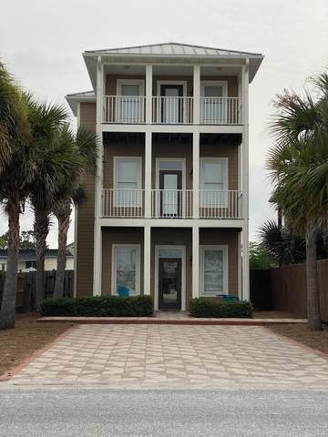 6730 Beach Drive, Panama City Beach, FL 32408 (MLS #698956) :: Counts Real Estate Group