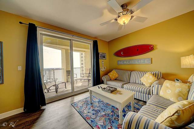 11800 Front Beach Road 2-203, Panama City Beach, FL 32407 (MLS #698999) :: Team Jadofsky of Keller Williams Realty Emerald Coast