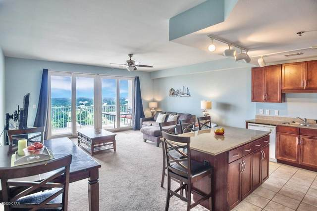9902 S Thomas Drive #1936, Panama City Beach, FL 32408 (MLS #699054) :: Team Jadofsky of Keller Williams Realty Emerald Coast