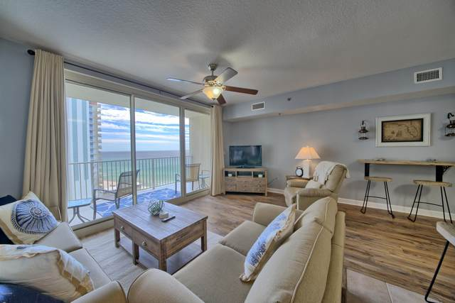 9900 S Thomas Drive #1307, Panama City Beach, FL 32408 (MLS #699183) :: Counts Real Estate Group