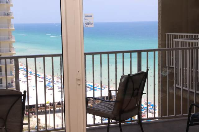 9900 S Thomas Drive #1304, Panama City Beach, FL 32408 (MLS #699393) :: Counts Real Estate Group