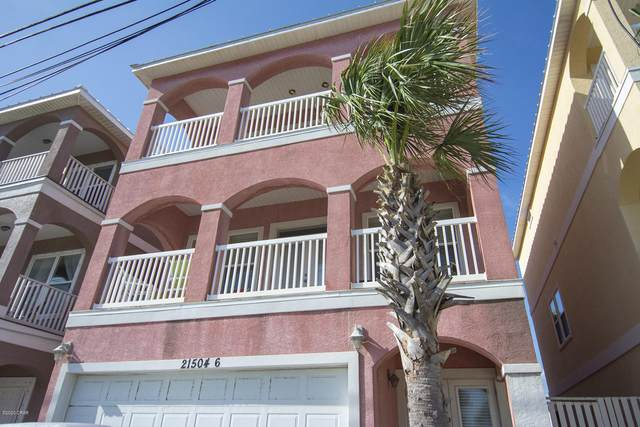21504 Front Beach Road #6, Panama City Beach, FL 32413 (MLS #699423) :: Anchor Realty Florida