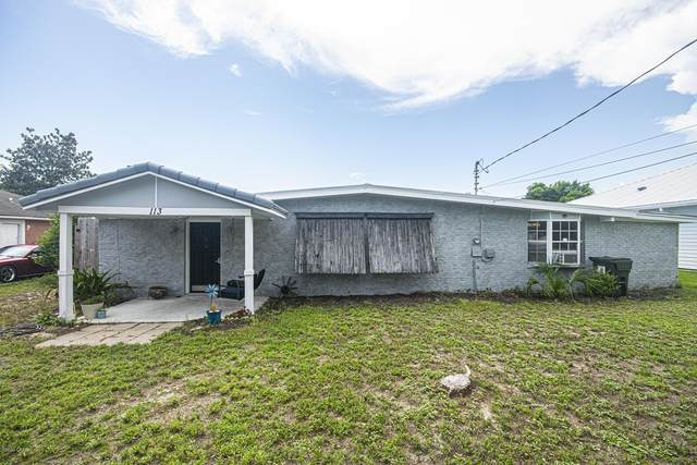 113 Henry Avenue, Panama City Beach, FL 32413 (MLS #699428) :: Counts Real Estate Group