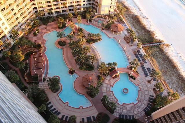 9900 S Thomas Drive #1104, Panama City Beach, FL 32408 (MLS #699568) :: Counts Real Estate Group