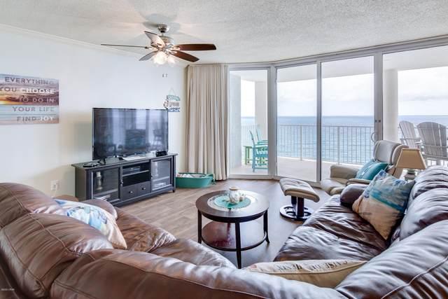 10509 Front Beach Road #1104, Panama City Beach, FL 32407 (MLS #699663) :: Team Jadofsky of Keller Williams Realty Emerald Coast