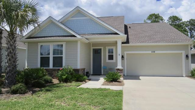 338 Blue Sage Road, Panama City Beach, FL 32413 (MLS #699745) :: Counts Real Estate Group