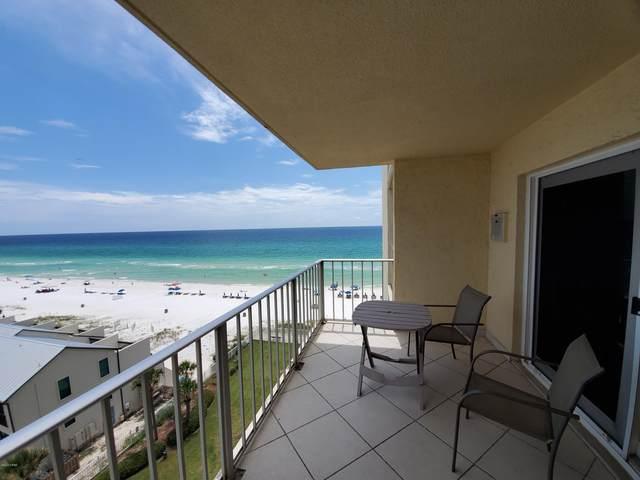 5801 Thomas Drive #823, Panama City Beach, FL 32408 (MLS #699792) :: Anchor Realty Florida