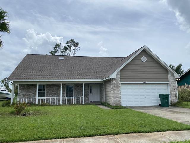 6820 Forsythe Drive, Panama City, FL 32404 (MLS #700065) :: Anchor Realty Florida
