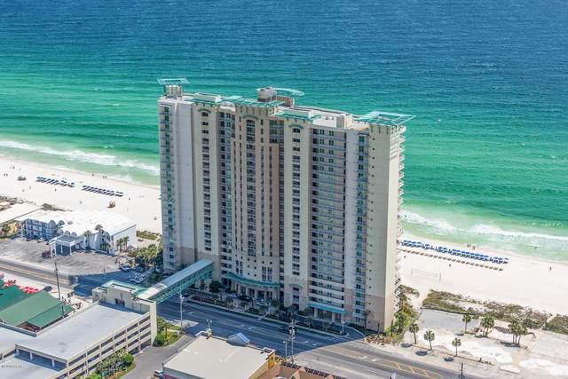 15625 Front Beach Road #409, Panama City Beach, FL 32413 (MLS #700066) :: Berkshire Hathaway HomeServices Beach Properties of Florida