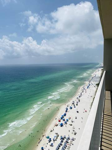 16819 Front Beach Road #2412, Panama City Beach, FL 32413 (MLS #700135) :: Counts Real Estate Group