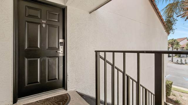 520 N Richard Jackson Boulevard #910, Panama City Beach, FL 32407 (MLS #700465) :: The Premier Property Group